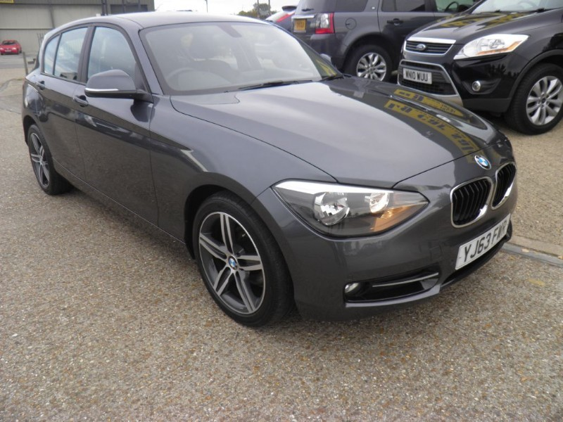 used BMW 116i SPORT in ely-cambridgeshire