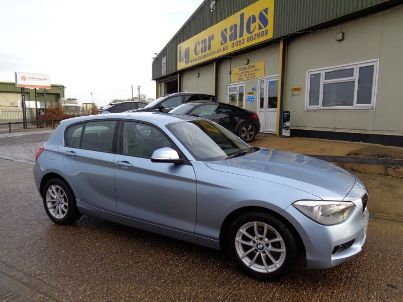 used BMW 118d SE in ely-cambridgeshire