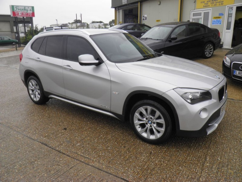 used BMW X1 XDRIVE18D SE in ely-cambridgeshire