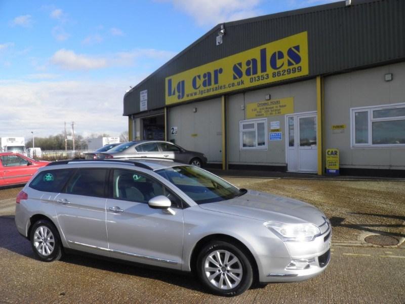 Car of the week - Citroen C5 VTR PLUS HDI NAV - Only £6,495