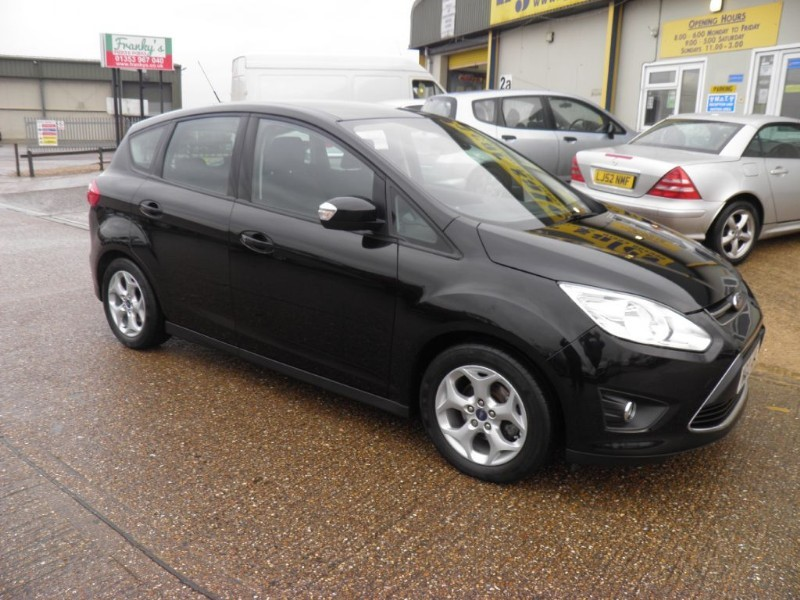 used Ford C-Max ZETEC TDCI in ely-cambridgeshire