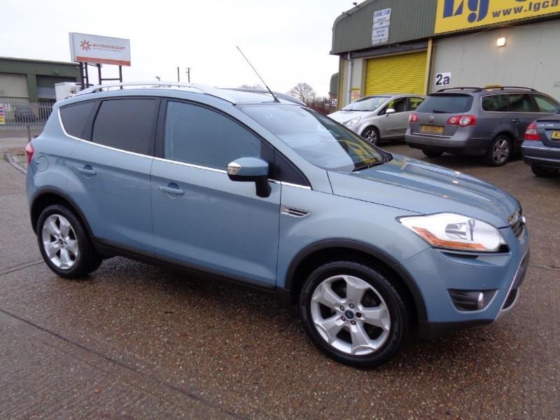 used Ford Kuga TITANIUM TDCI AWD in ely-cambridgeshire