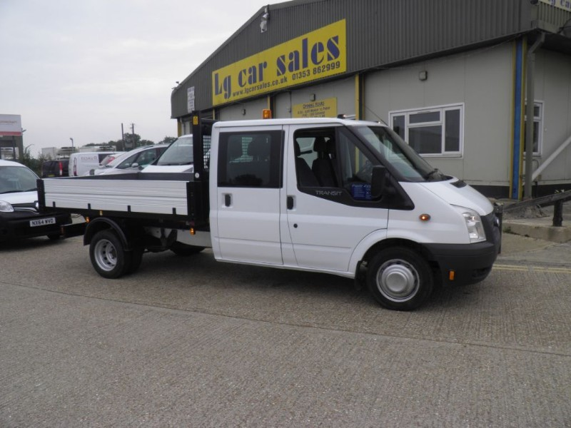 used Ford Transit 350 DRW in ely-cambridgeshire