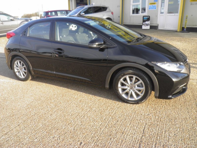 used Honda Civic I-DTEC SE in ely-cambridgeshire