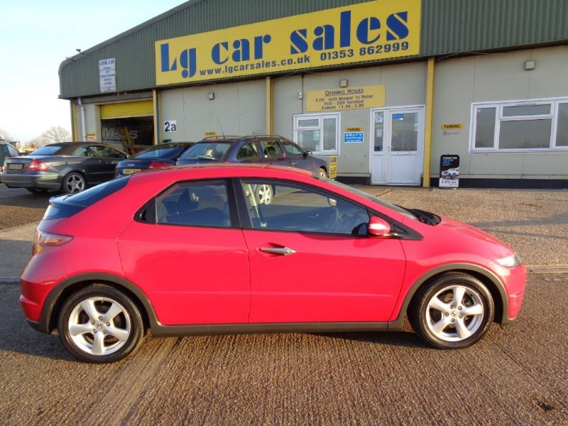 Car of the week - Honda Civic I-VTEC SE I-SHIFT - Only £4,495