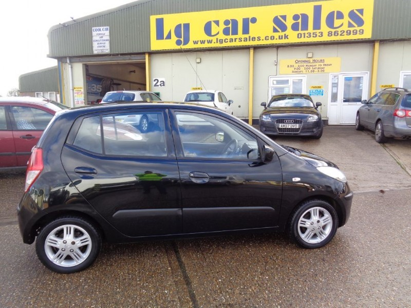 Car of the week - Hyundai i10 COMFORT - Only £2,995