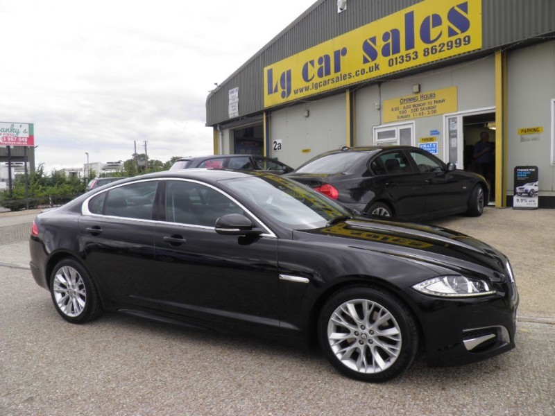 used Jaguar XF D SPORT LE in ely-cambridgeshire