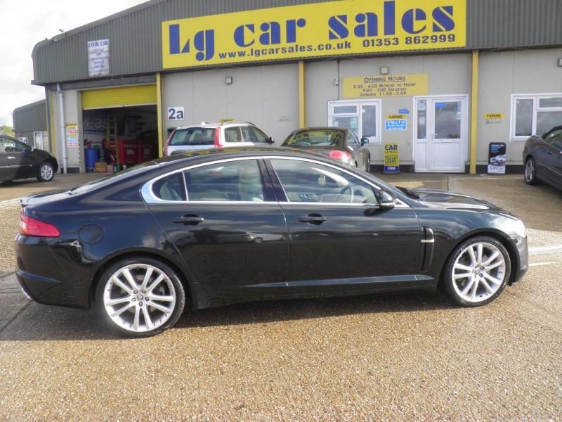 used Jaguar XF V6 S PREMIUM LUXURY in ely-cambridgeshire