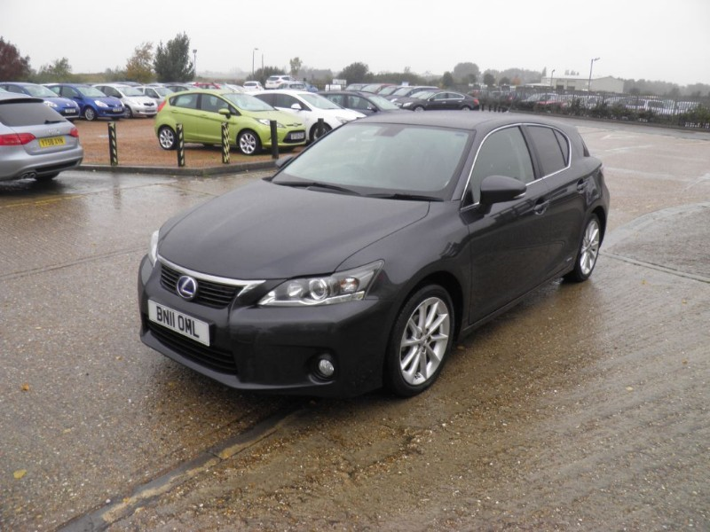 Car of the week - Lexus CT 200h SE-I - Only £10,495