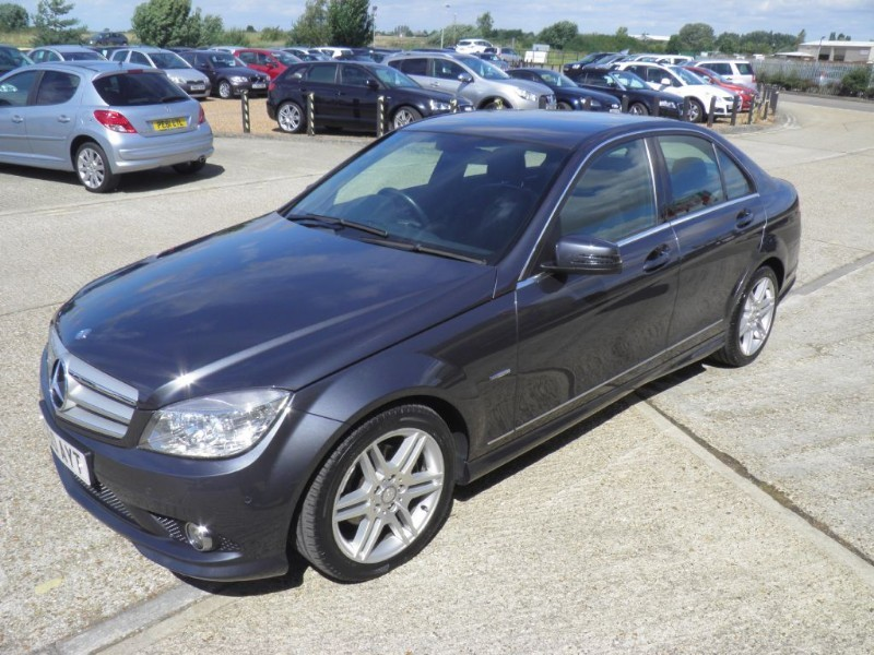 used Mercedes C220 CDI BLUEEFFICIENCY SPORT in ely-cambridgeshire