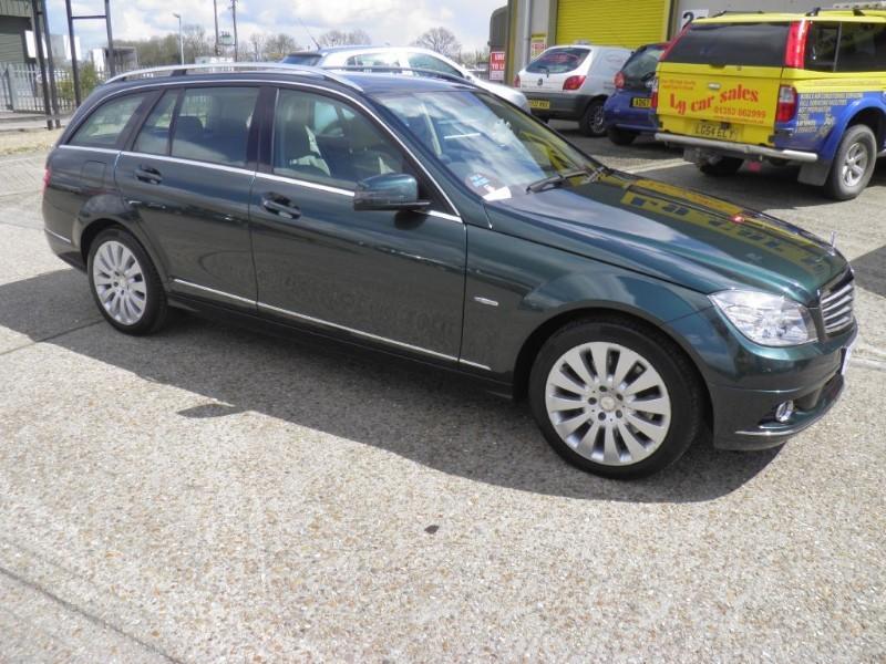 used Mercedes C350 CDI BLUEEFFICIENCY ELEGANCE in ely-cambridgeshire