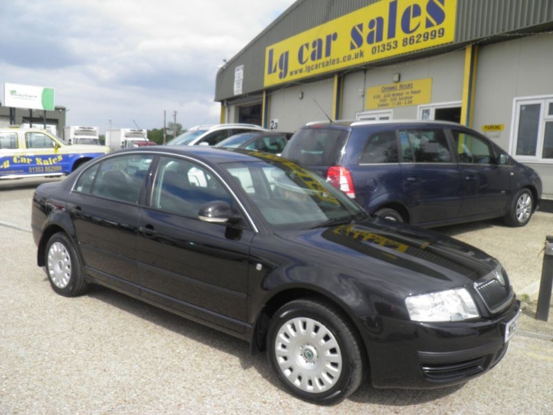 Car of the week - Skoda Superb CLASSIC TDI - Only £4,695