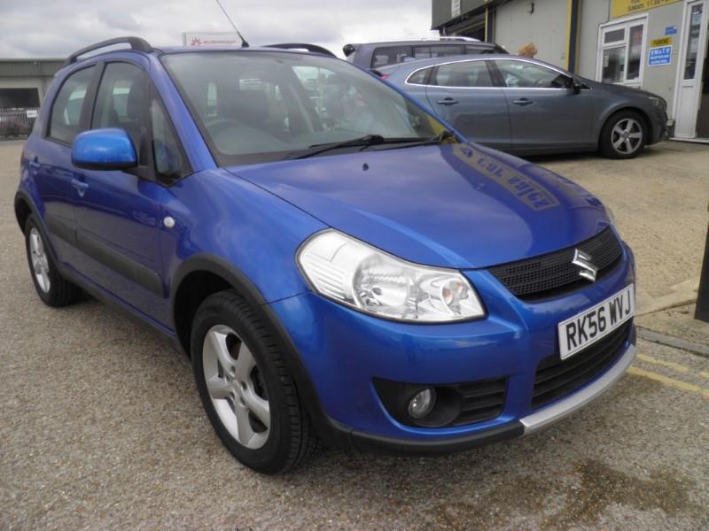 Car of the week - Suzuki SX4 GLX 4GRIP - Only £3,795