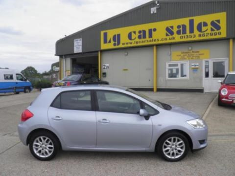 Car of the week - Toyota Auris T3 - Only £5,295