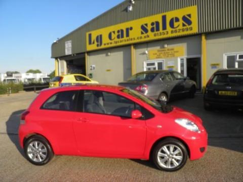 Car of the week - Toyota Yaris TR - Only £5,695