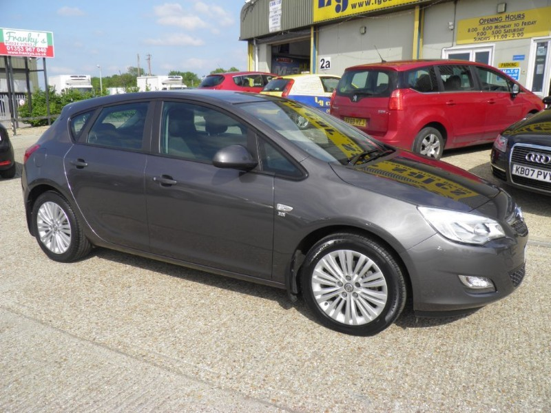 Car of the week - Vauxhall Astra EXCITE CDTI - Only £6,295
