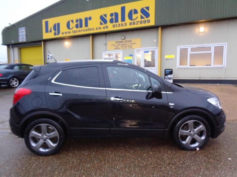 used Vauxhall Mokka SE CDTI in ely-cambridgeshire