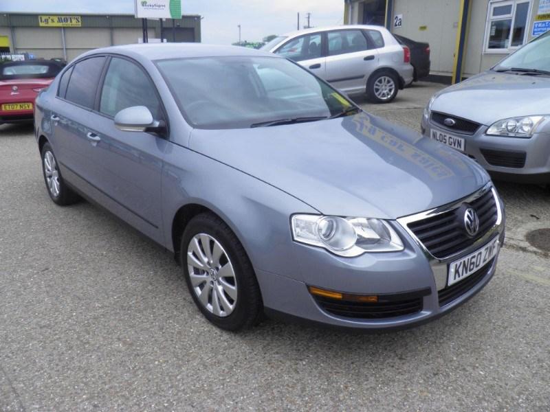 Car of the week - VW Passat BLUEMOTION TDI - Only £9,995