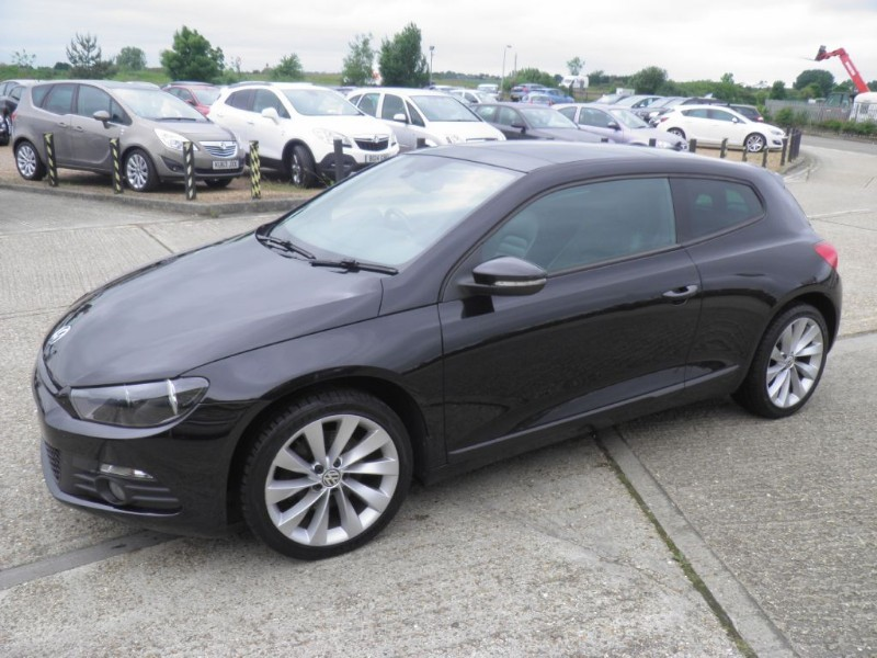 used VW Scirocco GT in ely-cambridgeshire