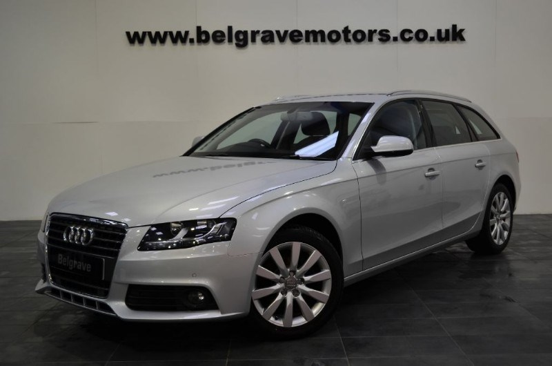 audi a4 avant tdi 170 technik sat nav leather 5dr 51 mpg. Black Bedroom Furniture Sets. Home Design Ideas
