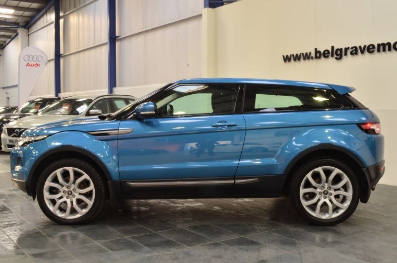 land rover range rover evoque sd4 pure pan roof 20 dynamic alloys 4x4 49 mpg for sale. Black Bedroom Furniture Sets. Home Design Ideas
