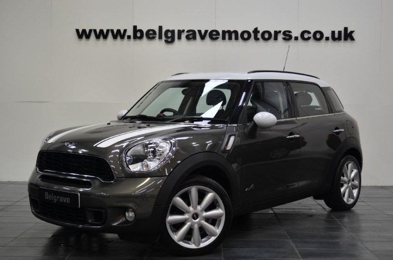 mini countryman cooper s all4 chili pack upgrade alloys. Black Bedroom Furniture Sets. Home Design Ideas
