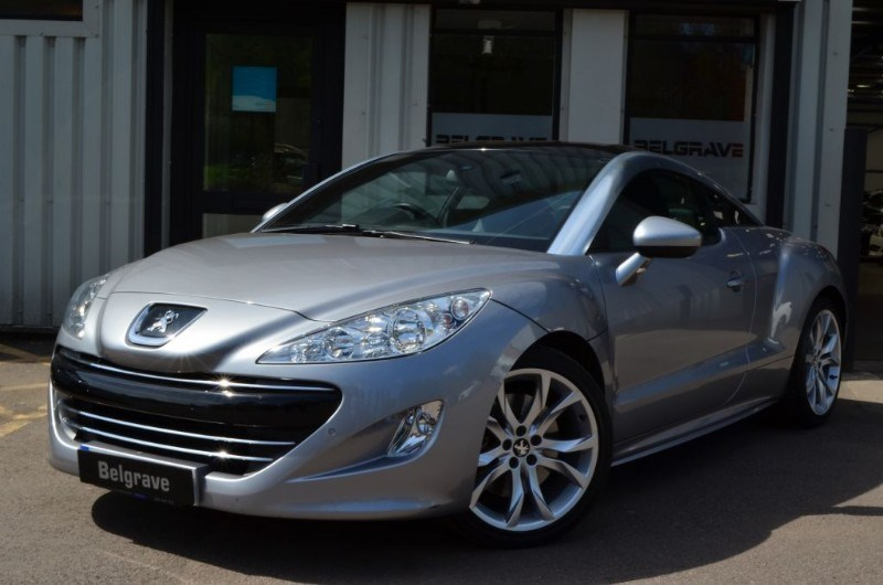 peugeot rcz hdi gt full heated sport leather 2dr 53 mpg for sale sheffield south yorkshire. Black Bedroom Furniture Sets. Home Design Ideas