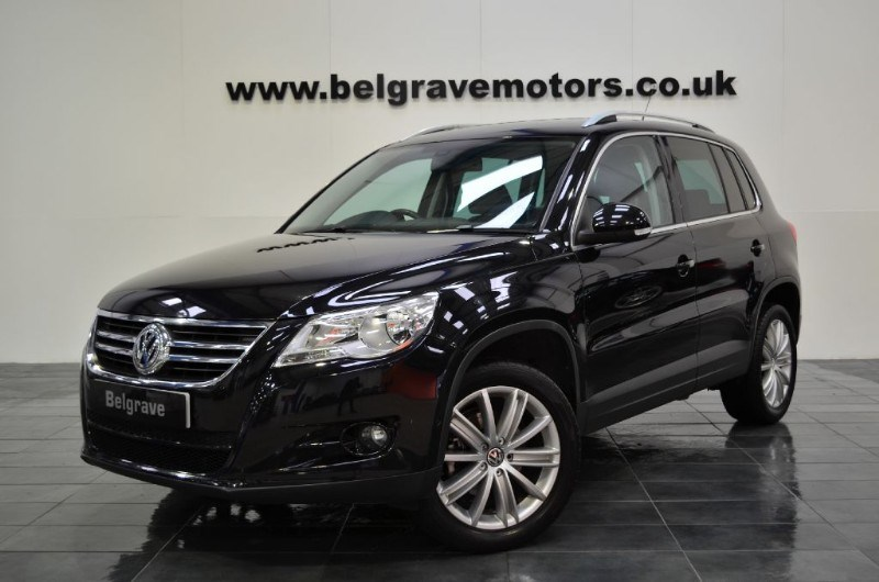 volkswagen tiguan tdi sport 4motion great spec full. Black Bedroom Furniture Sets. Home Design Ideas
