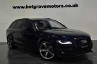 Used Audi A4 Avant TDI S LINE BLACK EDITION PRIVACY