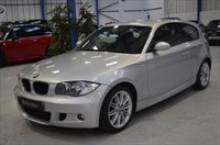 Used BMW 120d M SPORT 177 BHP LOW MILES 3DR 57+MPG