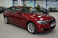 Used BMW 318i SE BUSINESS EDITION SAT NAV LEATHER 55+MPG