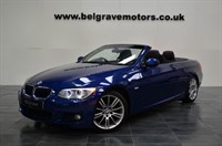 Used BMW 320i M SPORT LCI FACELIFT FULL LEATHER GREAT SPEC 2DR 42+MPG