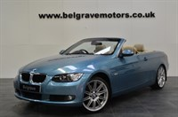"Used BMW 320i SE 19"" M SPORT ALLOYS HEATED LEATHER 2DR CONVERTIBLE 42+MPG"