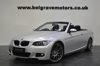 "Used BMW 320i M SPORT HIGHLINE 19"" ALLOYS HEATED FULL LEATHER CONVERTIBLE"