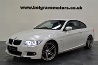 "Used BMW 320i M SPORT AUTO 19"" ALLOYS HEATED LEATHER"