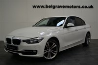Used BMW 320i SPORT AUTO NEW MODEL GREAT SPEC 4DR 47+MPG