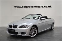 Used BMW 325i M SPORT CONVERTIBLE FULL LEATHER