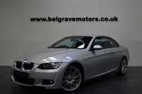 """Used BMW 325i M SPORT CONVERTIBLE 19"""" alloys FULL LEATHER"""