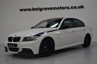 "Used BMW 330d M Sport FULL LEATHER 19"" ALLOYS 1 OF A KIND"