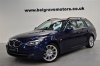 Used BMW 525d SE AUTO TOURING M SPORT ALLOYS NAV PAN ROOF