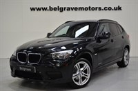 Used BMW X1 XDRIVE 20D AUTO M SPORT FULL LEATHER PRIVACY