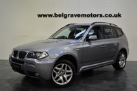 Used BMW X3 D XDRIVE M SPORT GREAT SPEC 4X4 40+MPG