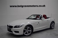 Used BMW Z4 SDRIVE23I M SPORT ROADSTER