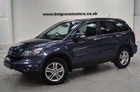 Used Honda CR-V I-VTEC SE+ PLUS GREAT SPEC 4X4 5DR