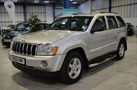 Used Jeep Grand Cherokee V6 CRD LIMITED NOW SOLD
