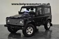 Used Land Rover Defender 90 TD COUNTY STATION WAGON SWB- NO VAT