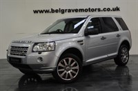 Used Land Rover Freelander 2 TD4 HSE HUGE SPEC UPGRADED HST ALLOYS