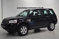 Used Land Rover Freelander TD4 GS 5dr 4X4 45+MPG