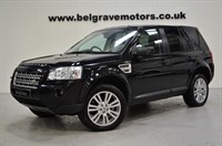 Used Land Rover Freelander TD4 XS HSE ALLOYS ALPINE SOUND SYSTEM