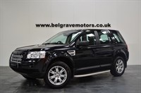 """Used Land Rover Freelander TD4 GS 18"""" HSE ALLOYS GREAT SPEC 4X4 40+MPG"""